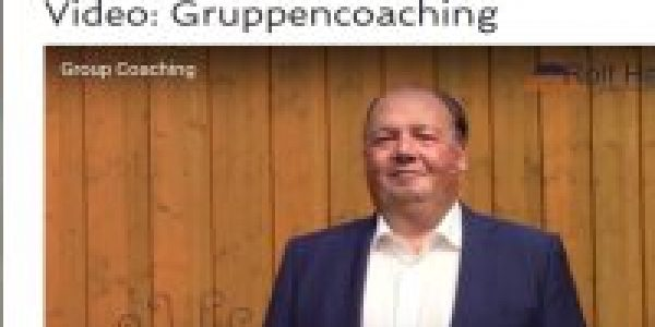 Video: Gruppencoaching