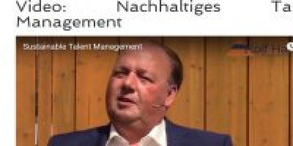 Video: Nachhaltiges Talent Management