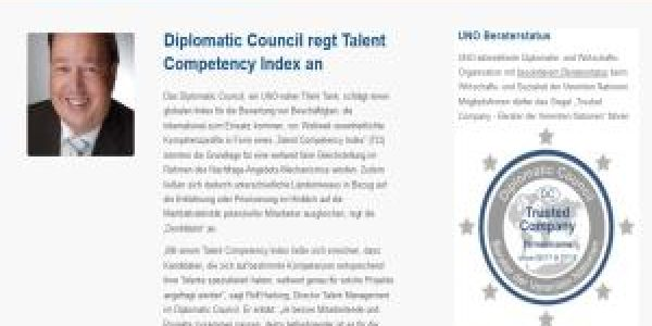 Talent Competency Index