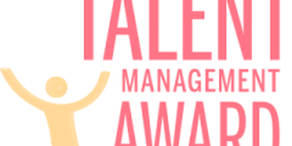 Talent Manage­ment Award I Ex­cellence in Talent Manage­ment